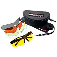 RangeMaxx 5-Lens Interchangeable Shooting Glasses