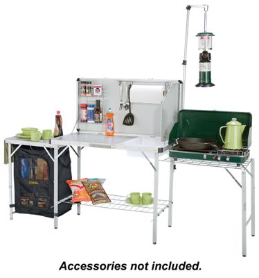 Camp Kitchen Stand Reviews