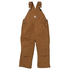 Carhartt Washed Bib Overalls for Babies or Toddlers