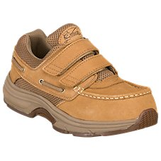 World Wide Sportsman Blue Water 2-Strap Shoes for Men - Walnut
