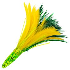 Zuker's Trolling Feather or Grass Skirts