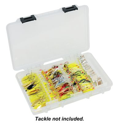 Plano elite spin buzzbait organizer 3707 05 bass pro shops for Bass fishing tackle box