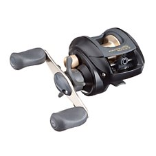 Bass Pro Shops Crappie Maxx Mighty Lite Low-Profile Baitcast Reel
