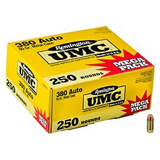 Remington UMC Handgun Ammo Mega Pack