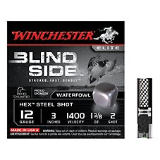 Winchester Blind Side Waterfowl Load Shotshells