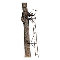 API Outdoors Ultra-Steel Extreme 20' Ladder Stand