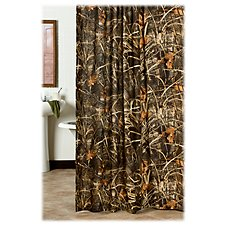 Bass Pro Shops Realtree MAX-4 Collection Shower Curtain
