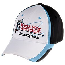 World Wide Sportsman Fitted Cap