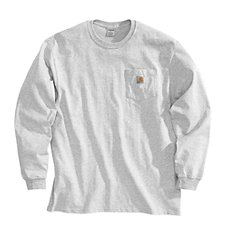 Carhartt Workwear Long-Sleeve T-Shirts for Men