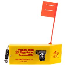 Yellow Bird Planer Board with Medium Tattle Flag