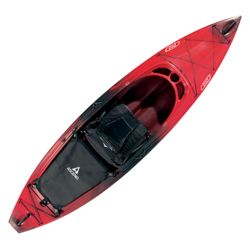 Ascend D10 Sit-In Red Kayak