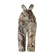 Bass Pro Shops Camo Bib Overalls for Babies or Toddlers