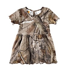Bass Pro Shops Camo Dress for Babies or Toddler Girls