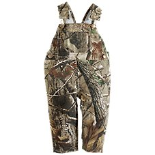 Bass Pro Shops Bib Camo Overalls for Babies