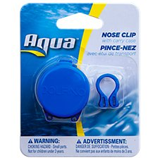 Aqua-Leisure Aqua Nose Clip with Case