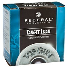 Federal Top Gun Target Load Shotshells