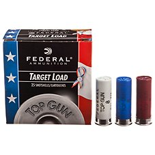 Federal Premium Top Gun Patriot Target Load Shotshells