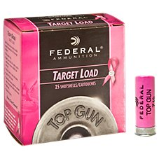 Federal Premium Top Gun Pink Target Load Shotshells