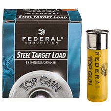 Federal Premium Top Gun Steel Target Load Shotshells