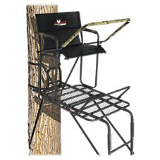Big Game Treestands The Maxim Ladder Stand