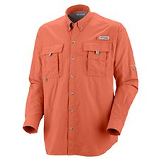 Columbia Bahama II Long-Sleeve Shirt with Omni-Shade for Men