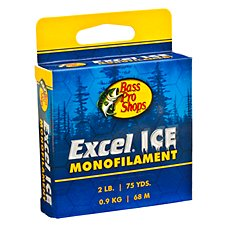 Bass Pro Shops Excel Ice Monofilament Fishing Line