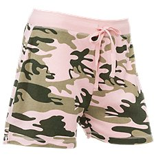 Natural Reflections Loungewear Collection for Ladies - Boxer Shorts