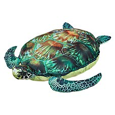 Bass Pro Shops Giant Stuffed Sea Turtle for Kids