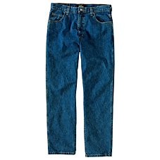 RedHead Classic Fit 5-Pocket Denim Jeans for Men