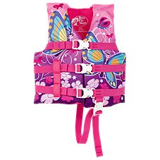 Bass Pro Shops Butterfly Character Vest for Kids