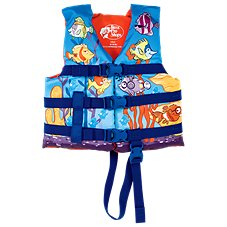 Bass Pro Shops Fish Character Vest for Kids