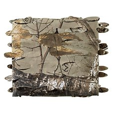 Hunter's Specialties H.S. Camo Blind Material - Leaf Die-Cut Cerex