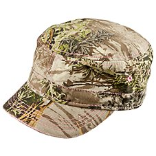 Bass Pro Shops Military-Style Camo Hunting Cap for Ladies