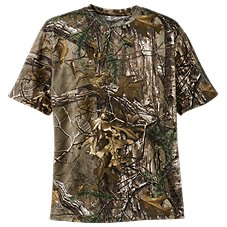 RedHead True Fit Camo Short-Sleeve T-Shirt for Men