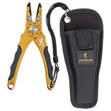 Browning Fishing 7'' Aluminum Pliers