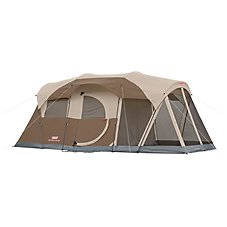 Coleman Weathermaster Screened 6-Person Tent