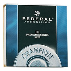 Federal Premium Gold Medal Match Primers
