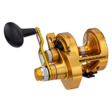 PENN Torque 2-Speed Lever Drag Reel