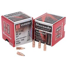 Hornady Varmint Rifle Bullets