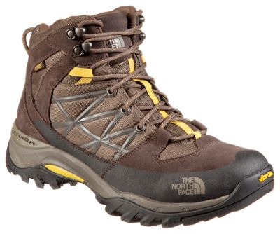 The North Face Storm Mid Waterproof Hiking Boots for Men | Bass ...