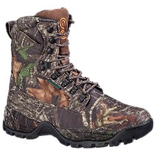 SHE Outdoor Big Timber Insulated Water-Resistant Hunting Boots for Ladies