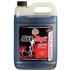 Deer Cane Black Magic Liquid Mineral Attractant