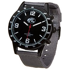 Bass Pro Shops Explorer Black and Gray Multisport Watch for Men