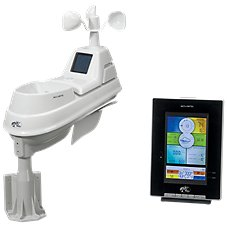 Bass Pro Shops AcuRite 5-in-1 Weather Center With Color Display - Model 01602BPDI