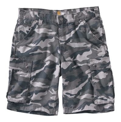 Carhartt Rugged Cargo Camo Shorts for Men | Bass Pro Shops