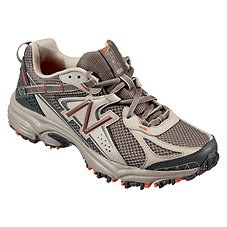 New Balance WT411 Running Shoes for Ladies - Gray/Orange