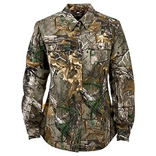 SHE Outdoor Utility Long-Sleeve Shirt for Ladies