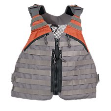 White River Fly Shop HEAT Tactical MOLLE-Style Fishing Vest