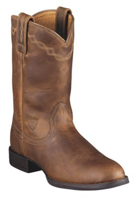 Ariat Heritage Roper Western Boots for Ladies | Bass Pro Shops