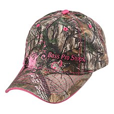 Bass Pro Shops Filigree Camo Cap for Ladies